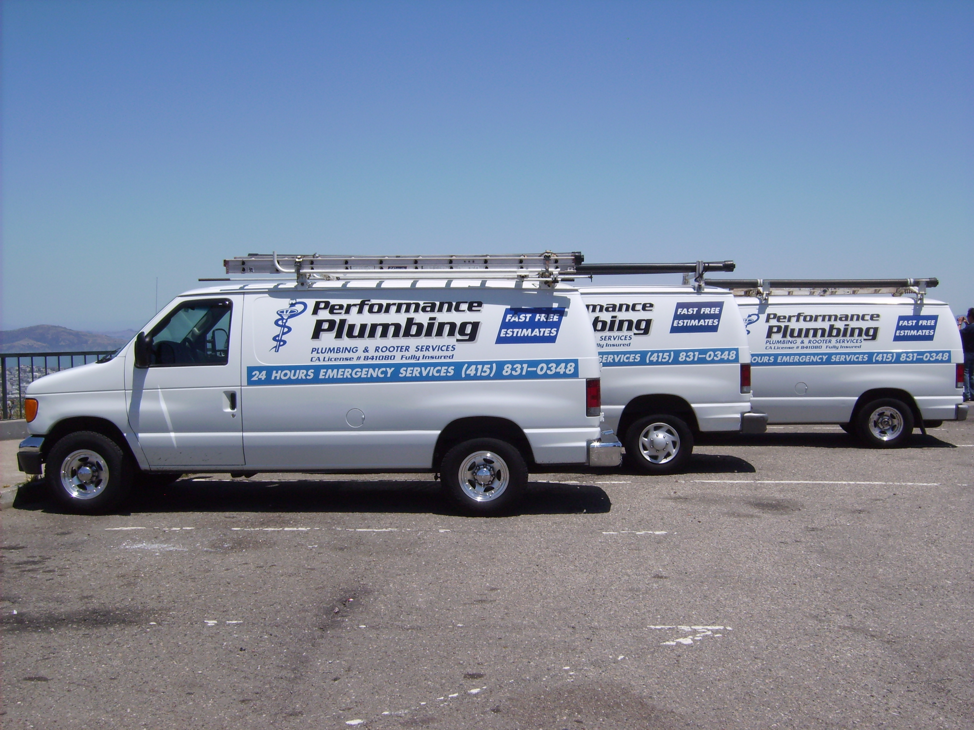 Performance Plumbing In San Francisco CA