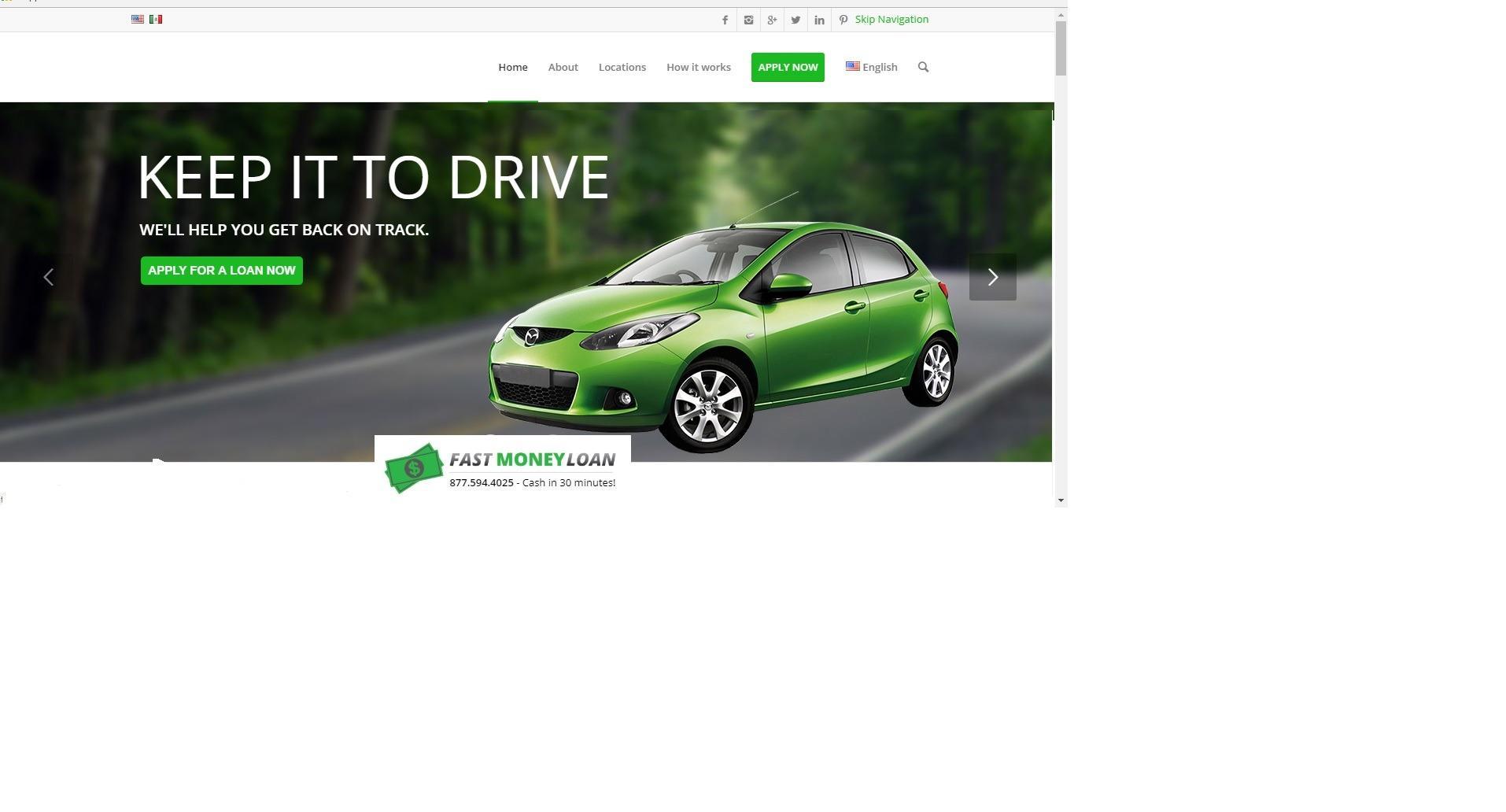 Fast Money Car Title Loans image 9