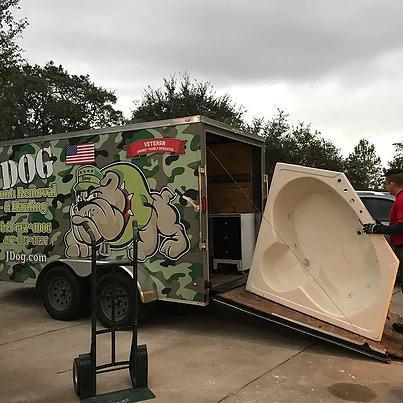 JDog Junk Removal & Hauling Orlando South image 6