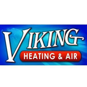 Viking Heating & Air Conditioning LLC Logo