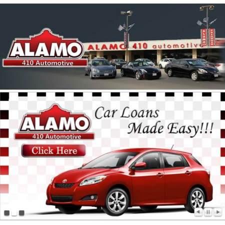 Alamo 410 Automotive