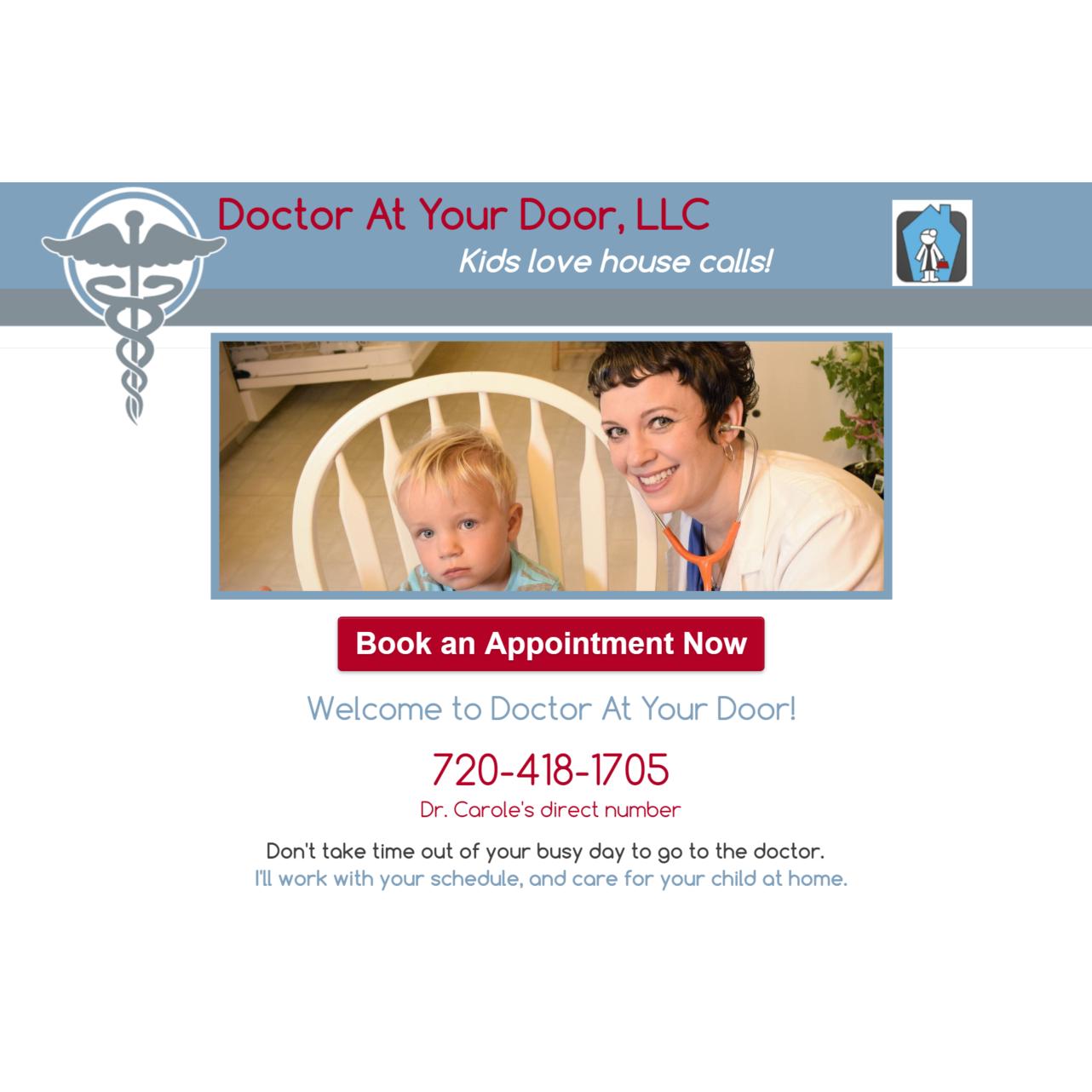 Doctor At Your Door, LLC
