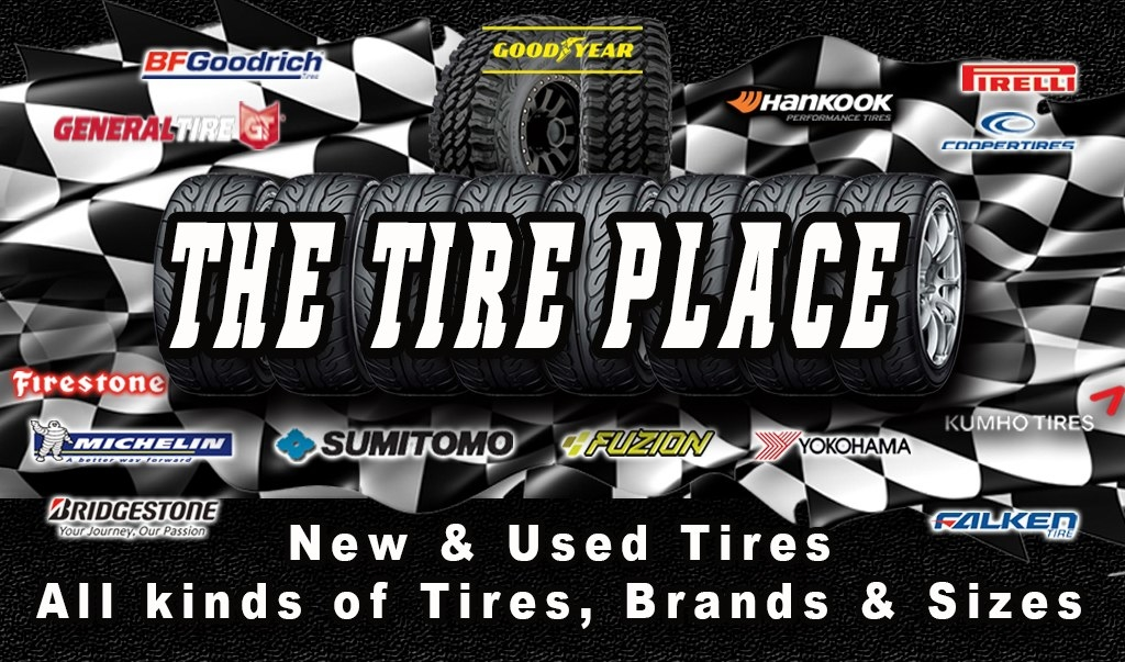 Tire Place LLC - ad image