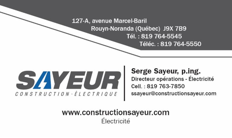 Construction Sayeur