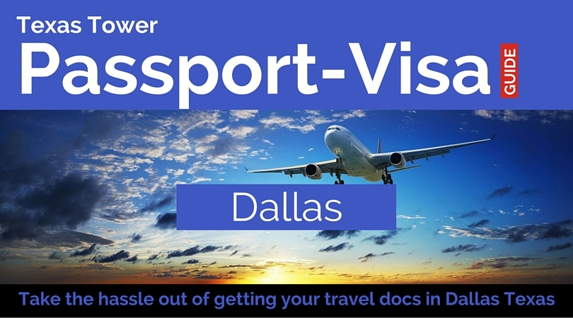 Texas Tower Passport and Visa Services image 0