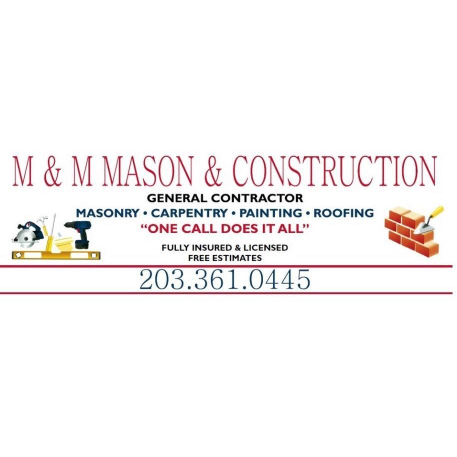 M Amp M Mason Amp Construction Coupons Near Me In West Haven