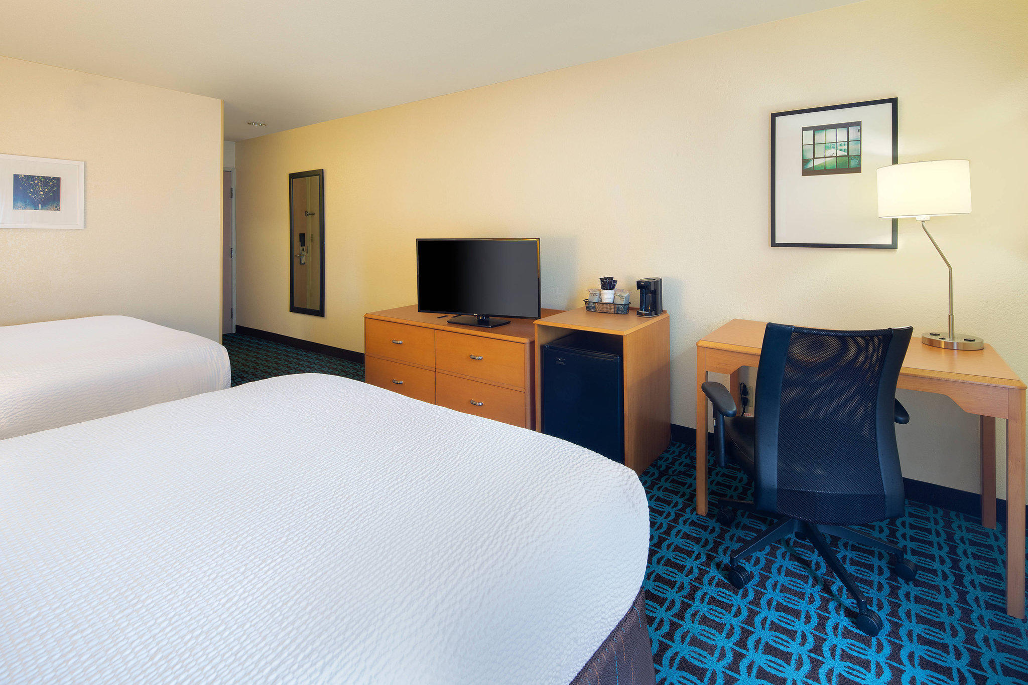 Fairfield Inn & Suites by Marriott Indianapolis Airport