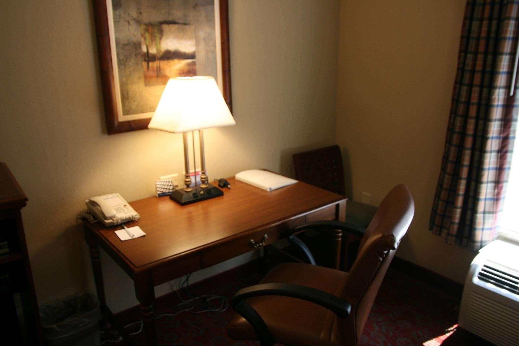 Spacious Work Desk