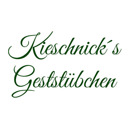 Logo von Kieschnick's Gaststübchen