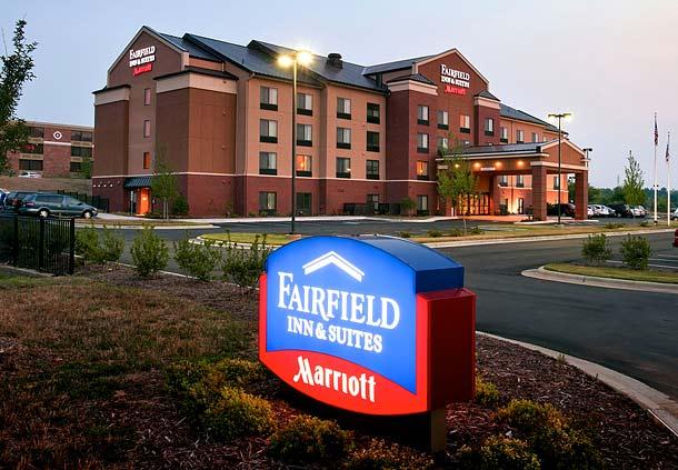 Fairfield Inn & Suites by Marriott Charlotte Matthews image 9