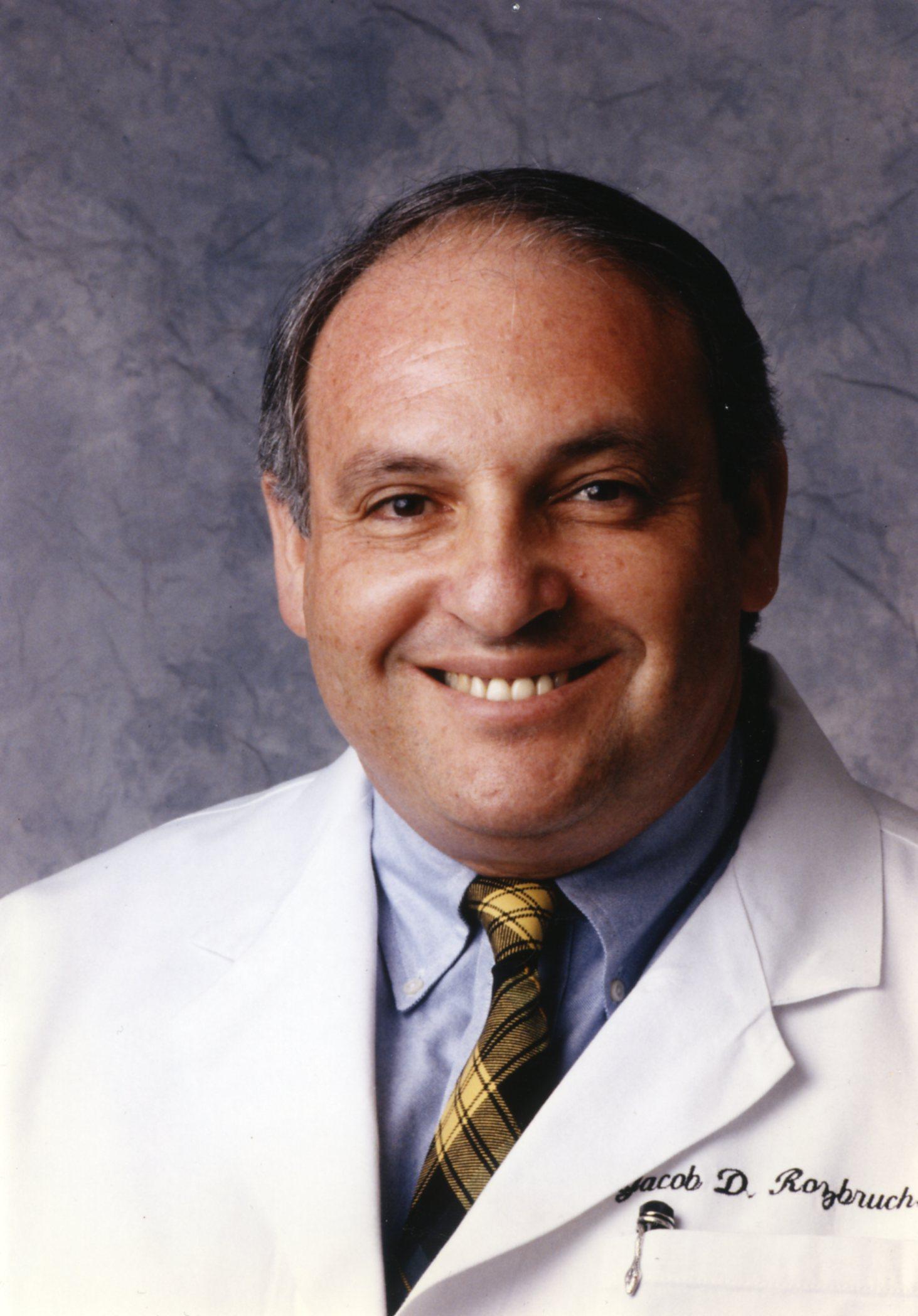 Jacob D. Rozbruch, M.D. Orthopaedic Surgery image 0