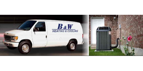 B & W Heating and Cooling image 0
