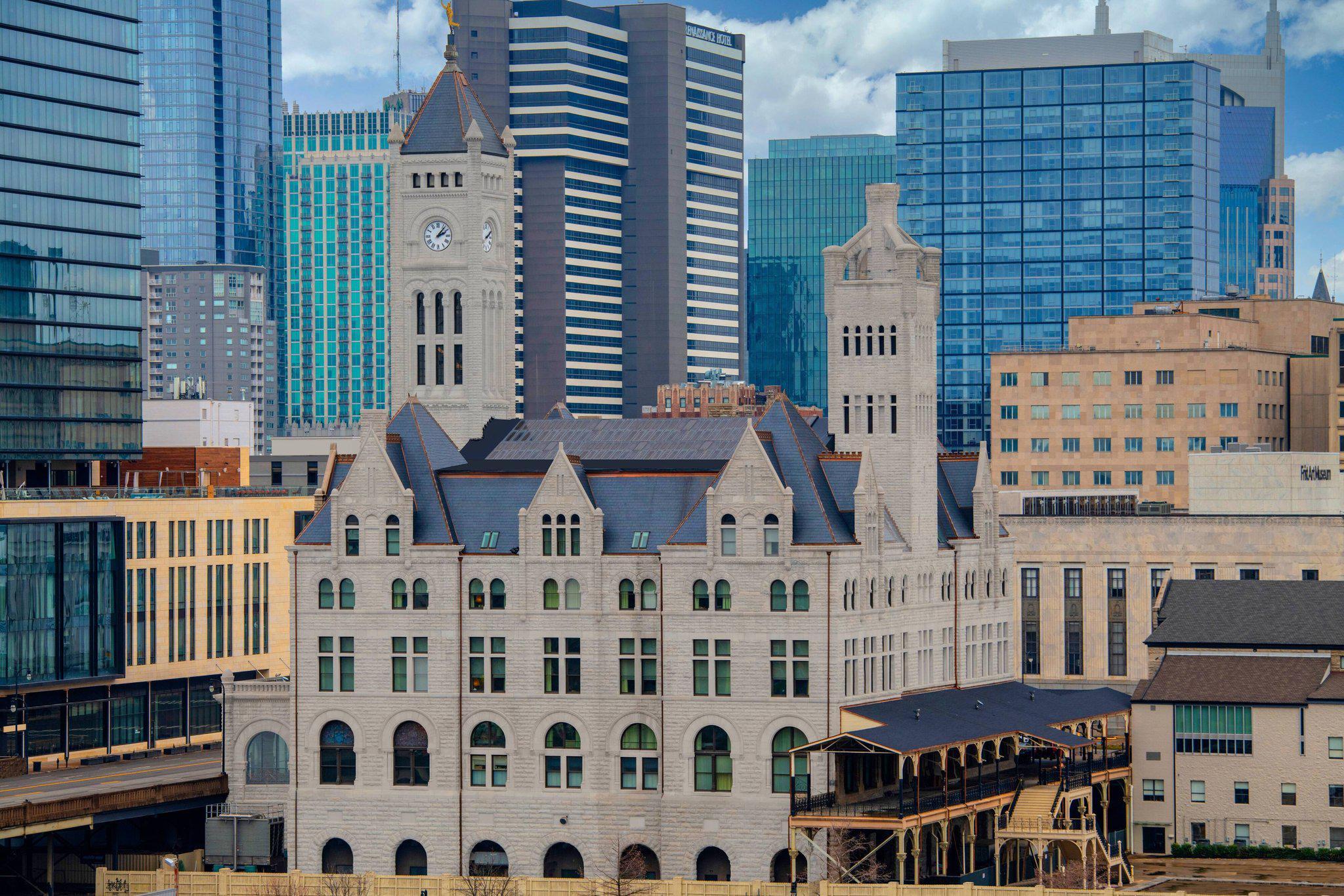 The Union Station Nashville Yards, Autograph Collection