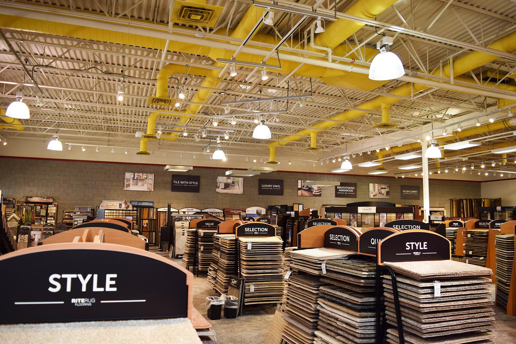 RiteRug Flooring 2015 Commerce Center