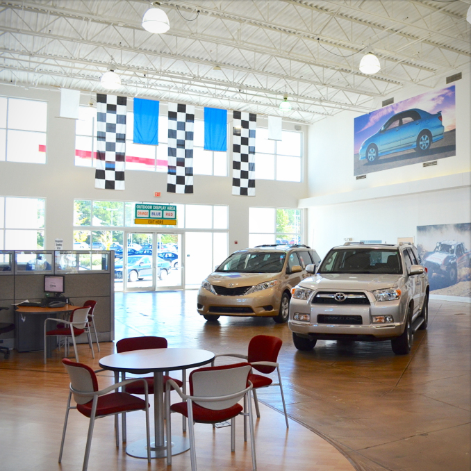 Autonation Thornton Road >> AutoNation Toyota Thornton Road - Lithia Springs, GA - Business Page