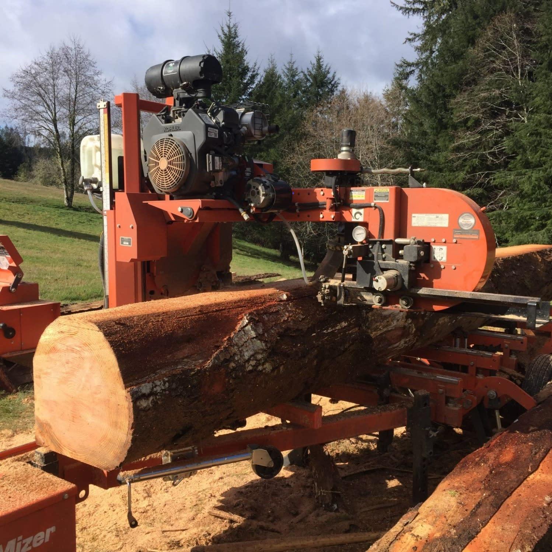 Kevin Bales Portable Sawmill image 2