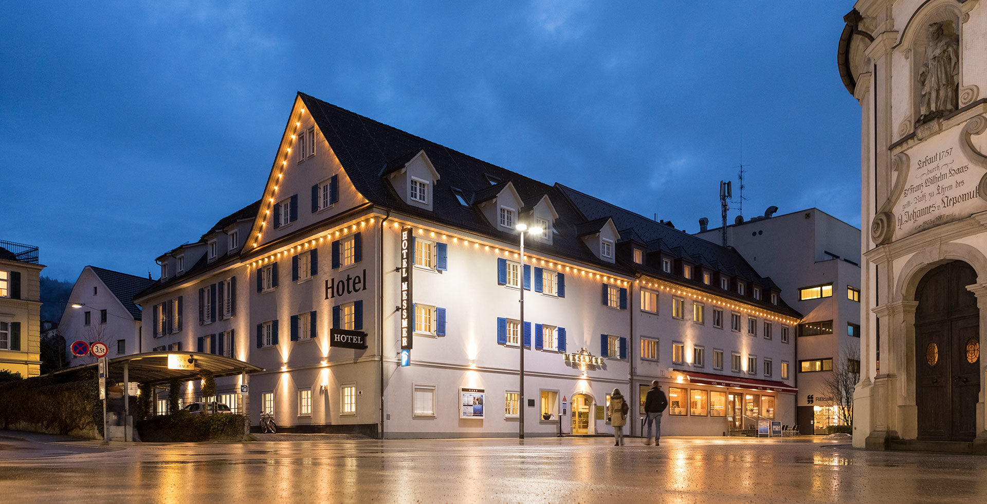 Hotel Messmer in Bregenz