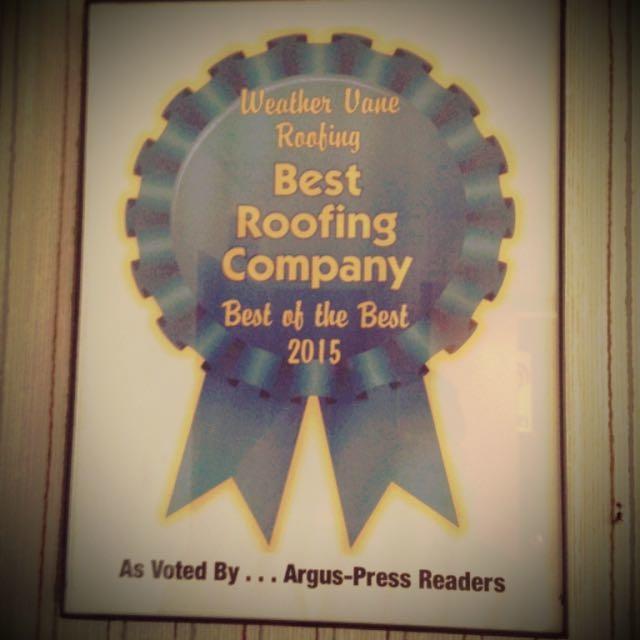 Weather Vane Roofing image 1