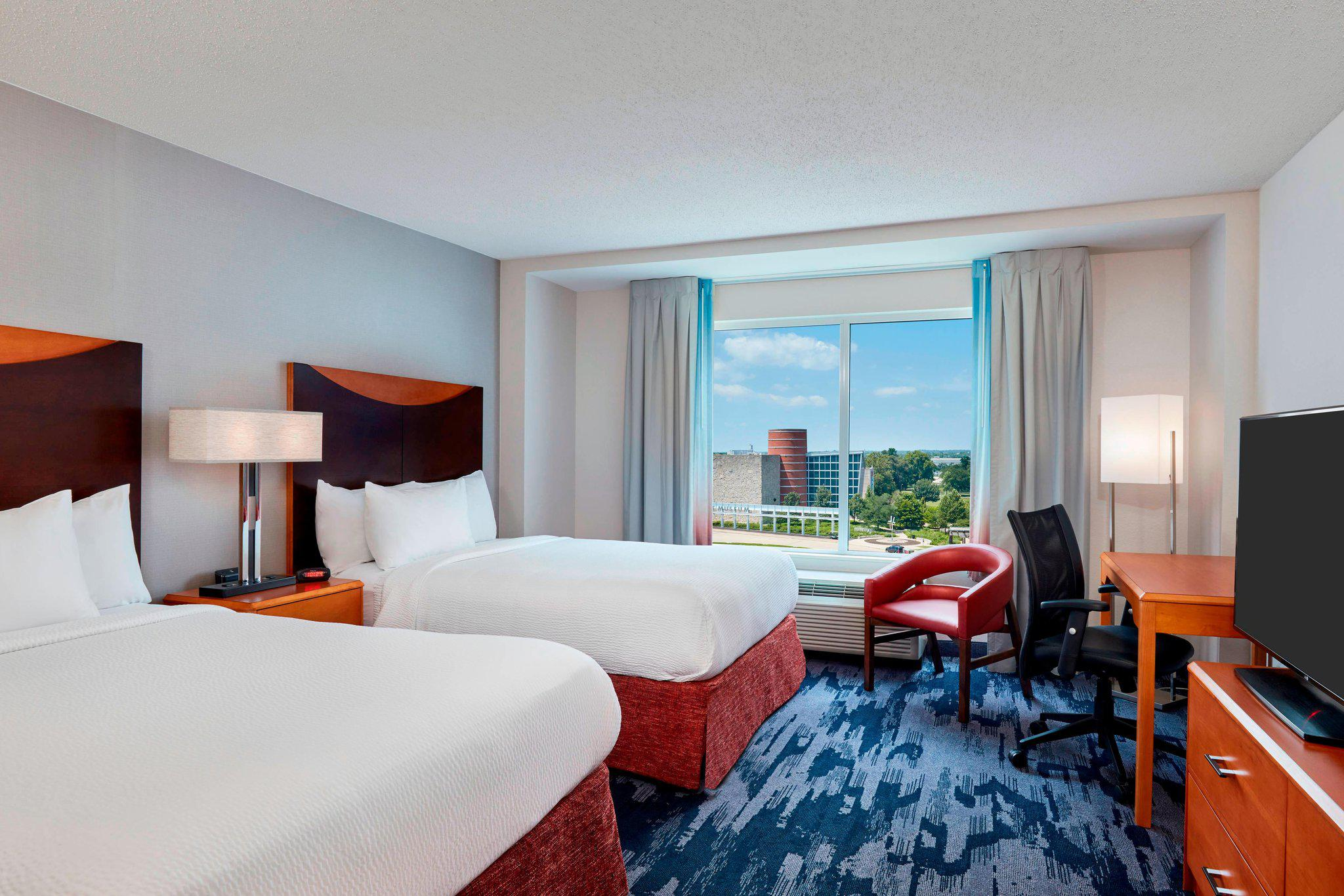 Fairfield Inn & Suites by Marriott Indianapolis Downtown - OPEN
