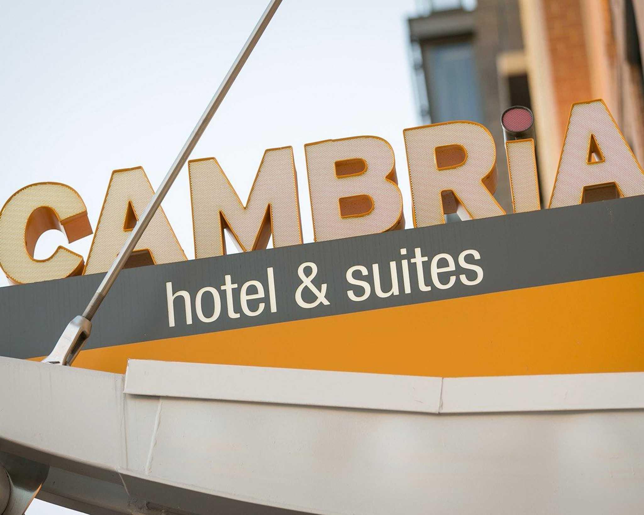 Cambria Hotel Rockville image 4
