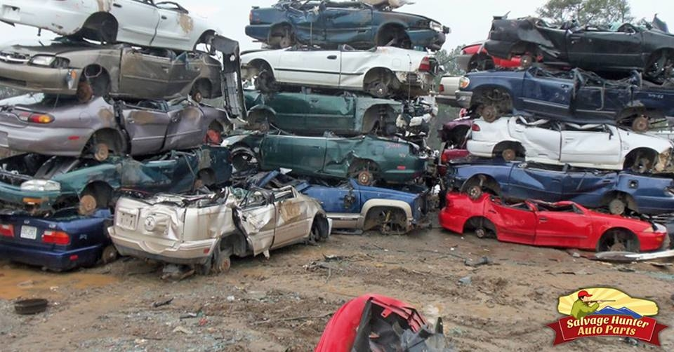Salvage Hunter Auto Parts image 3