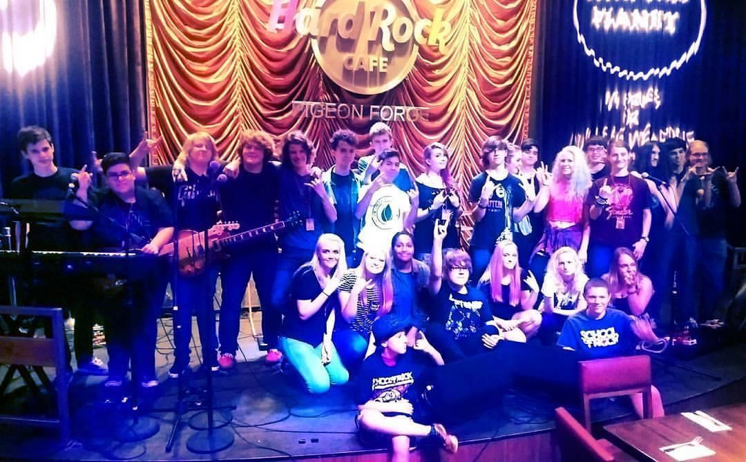 School of Rock Knoxville image 4