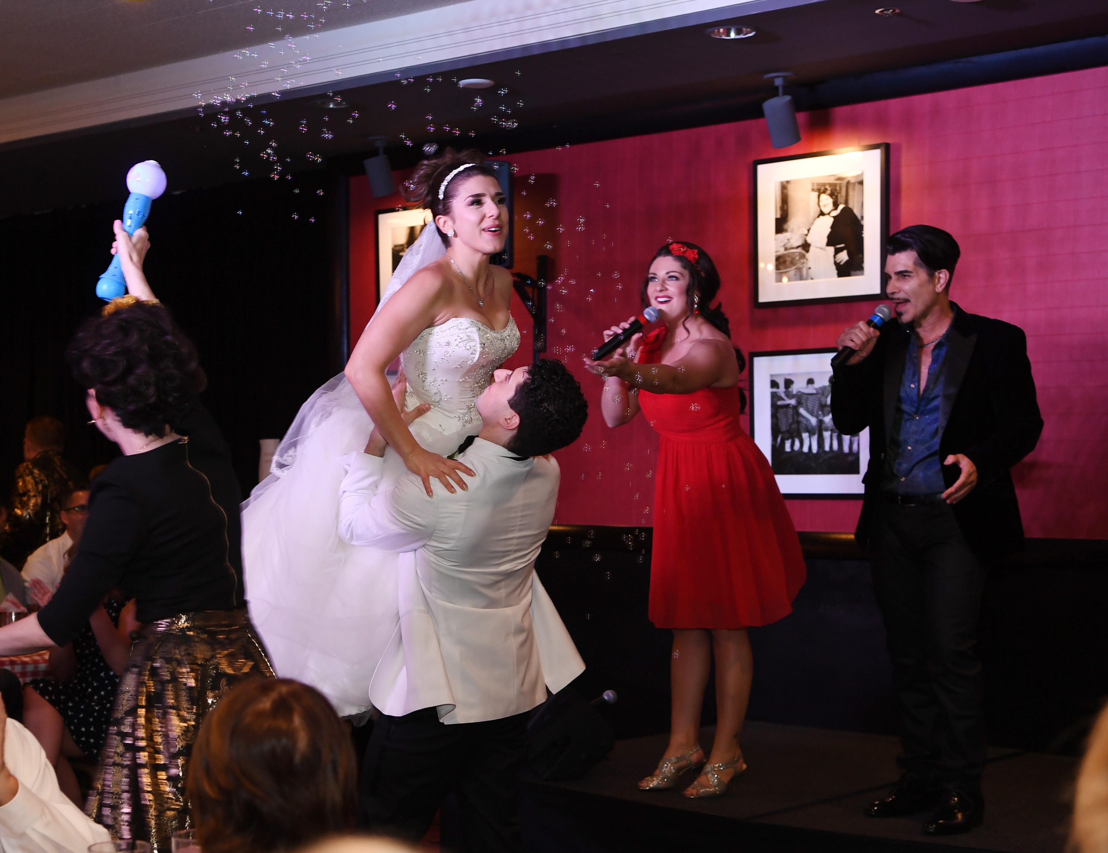 Tony N' Tina's Wedding image 9