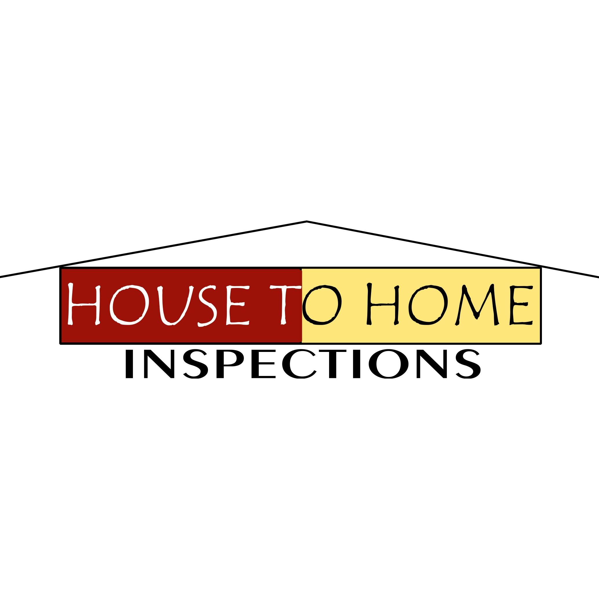 House To Home Inspections Logo