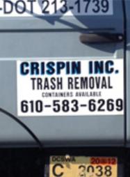 Crispin Inc Trash Removal image 6