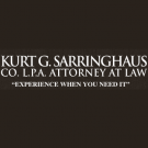 Kurt G. Sarringhaus CO. L.P.A. Attorney at Law