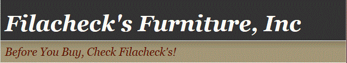 Filacheck's Furniture Inc
