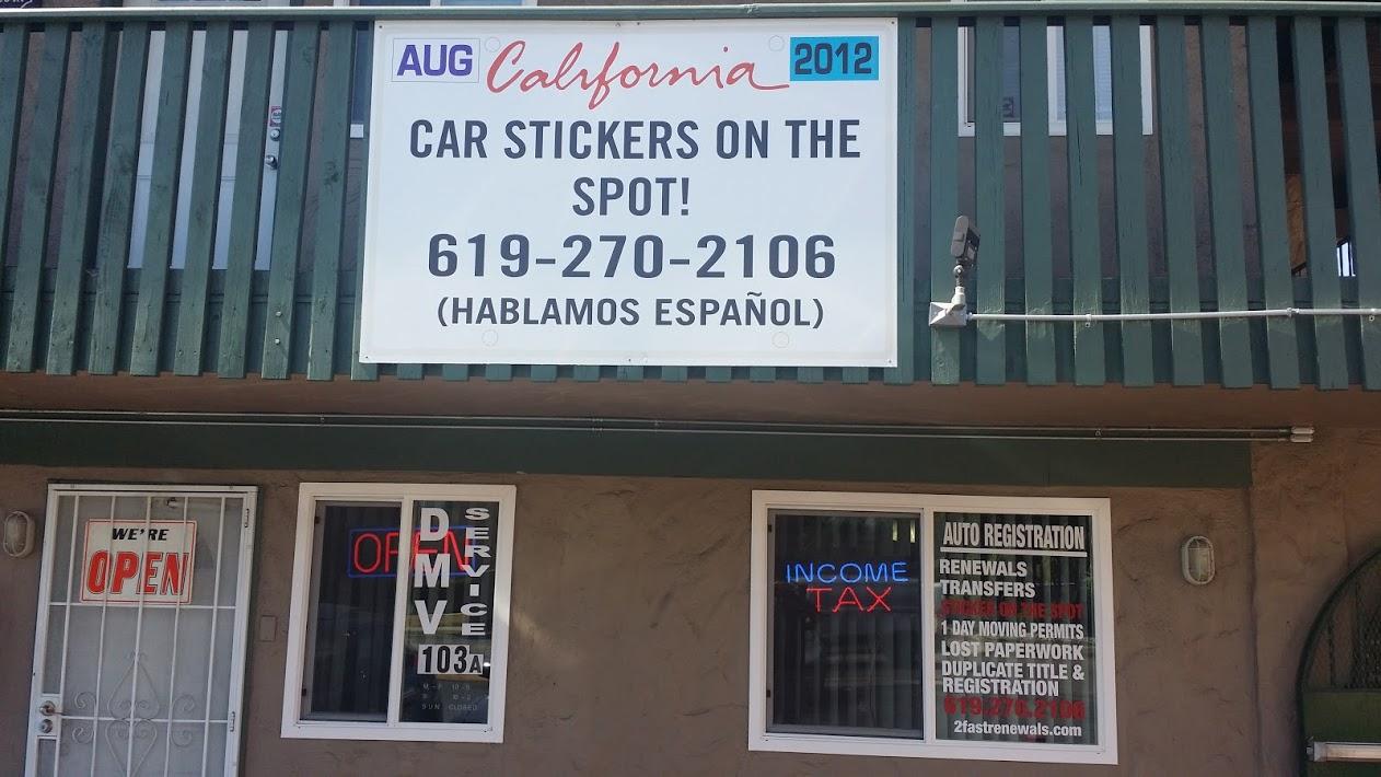 Pronto Auto Registration 505 N  Mollison Avenue, Suite 103A