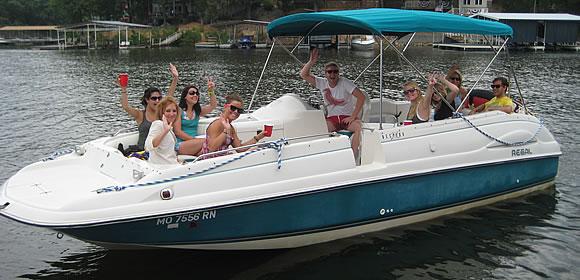 The Getaway Boat Jet Ski Rentals 1192 Lakeshore Drive