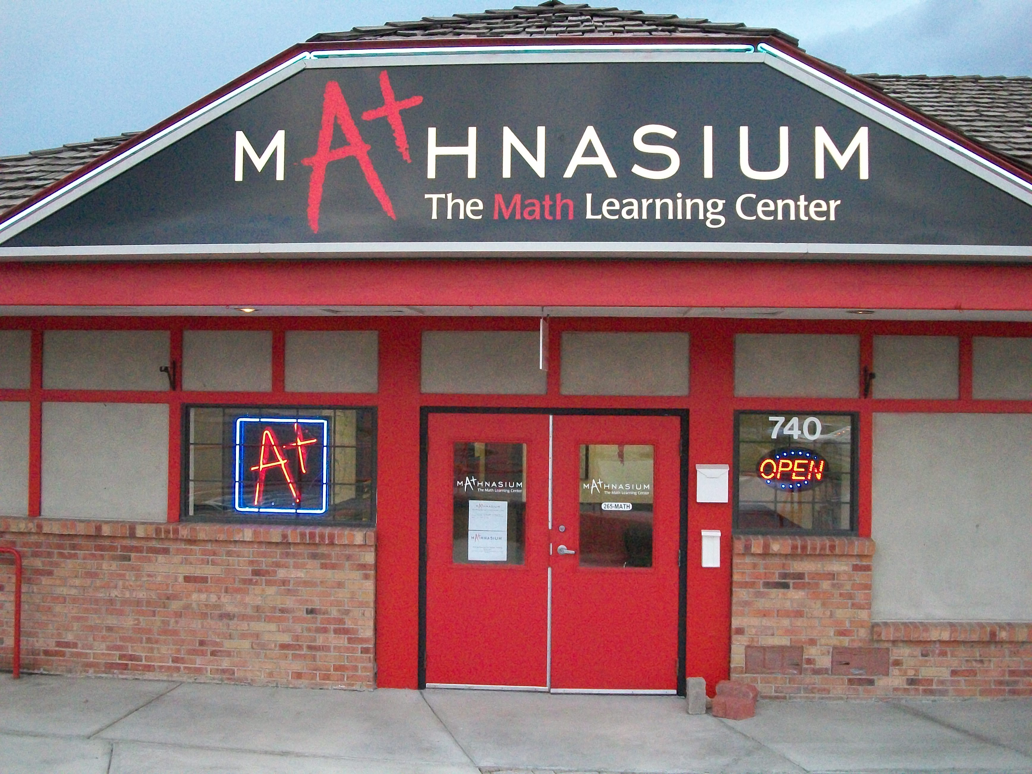 Mathnasium of Rockrimmon