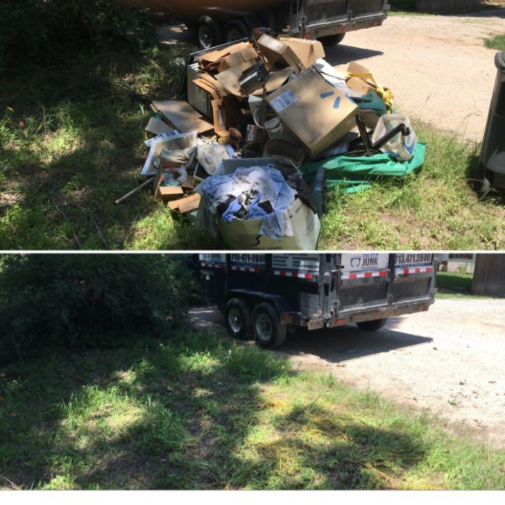 One Stop Junk Removal TX image 23