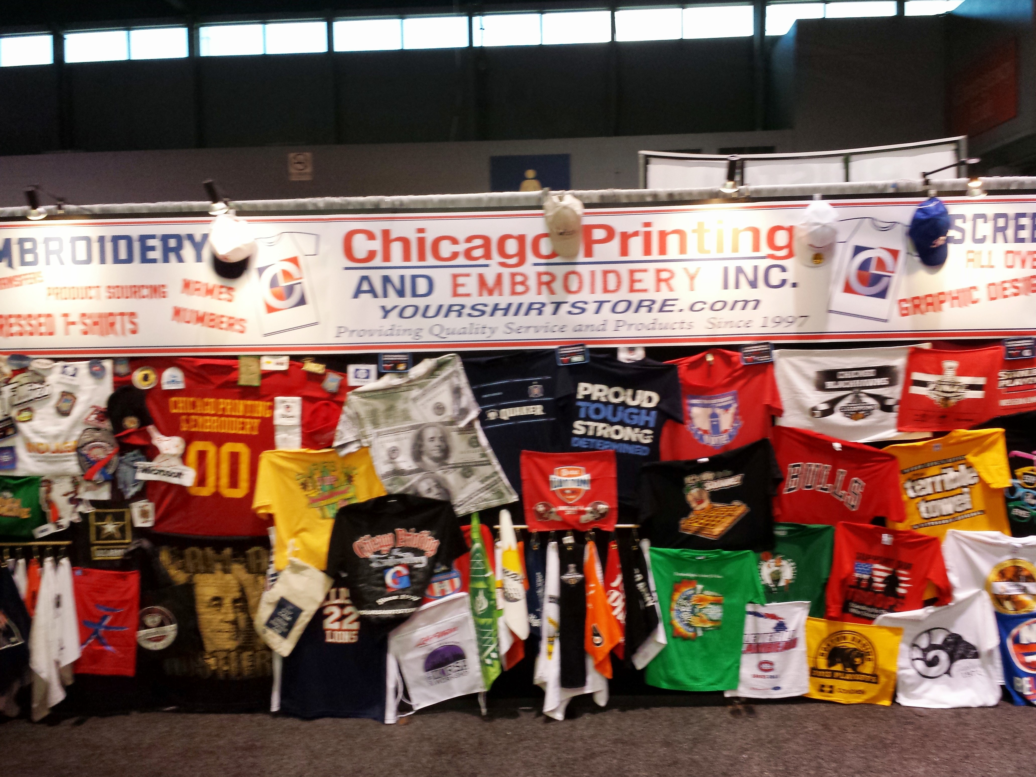 Printing chicago