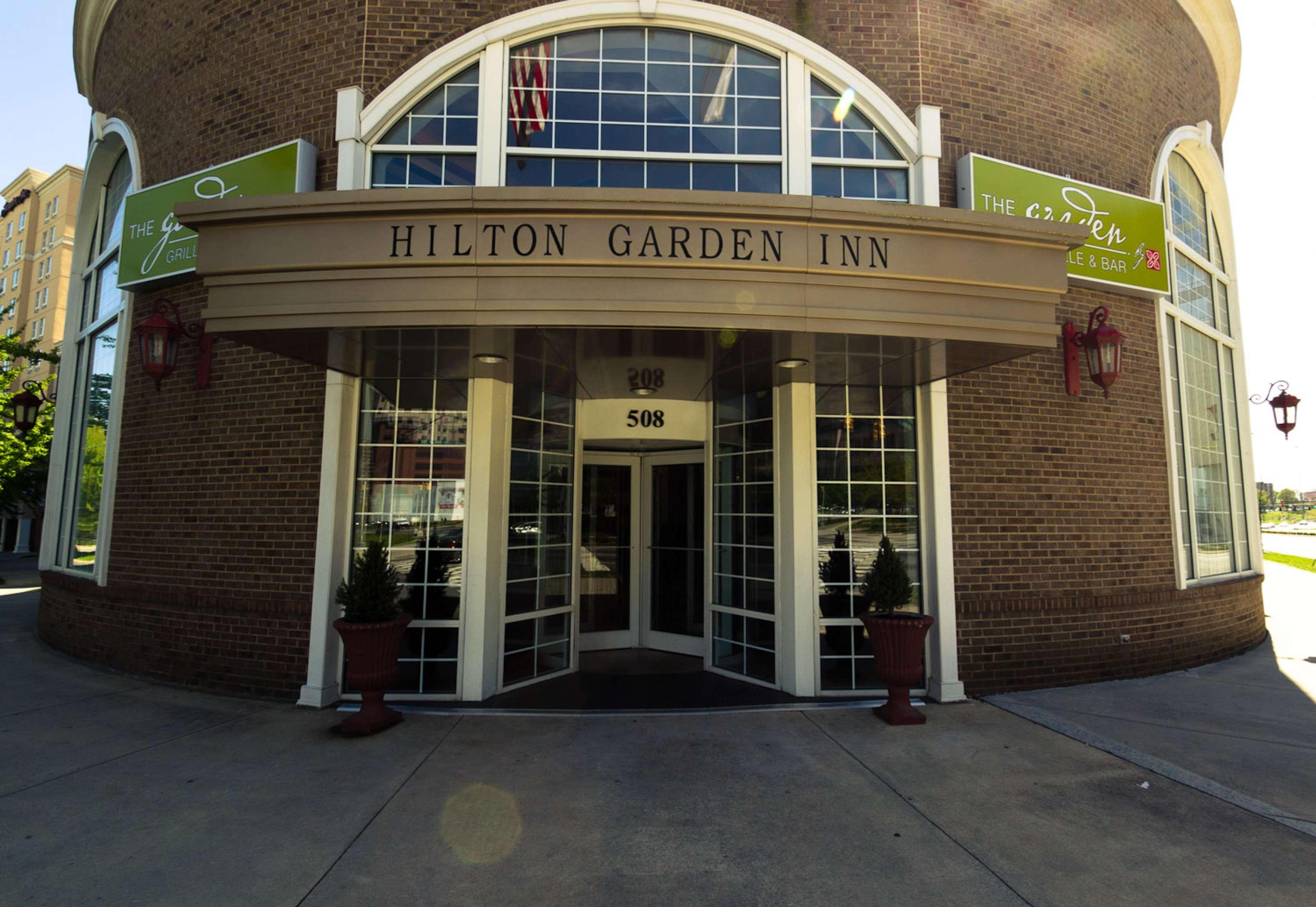 Hilton Garden Inn Charlotte Uptown At 508 E Martin Luther King Jr Blvd Charlotte Nc On Fave