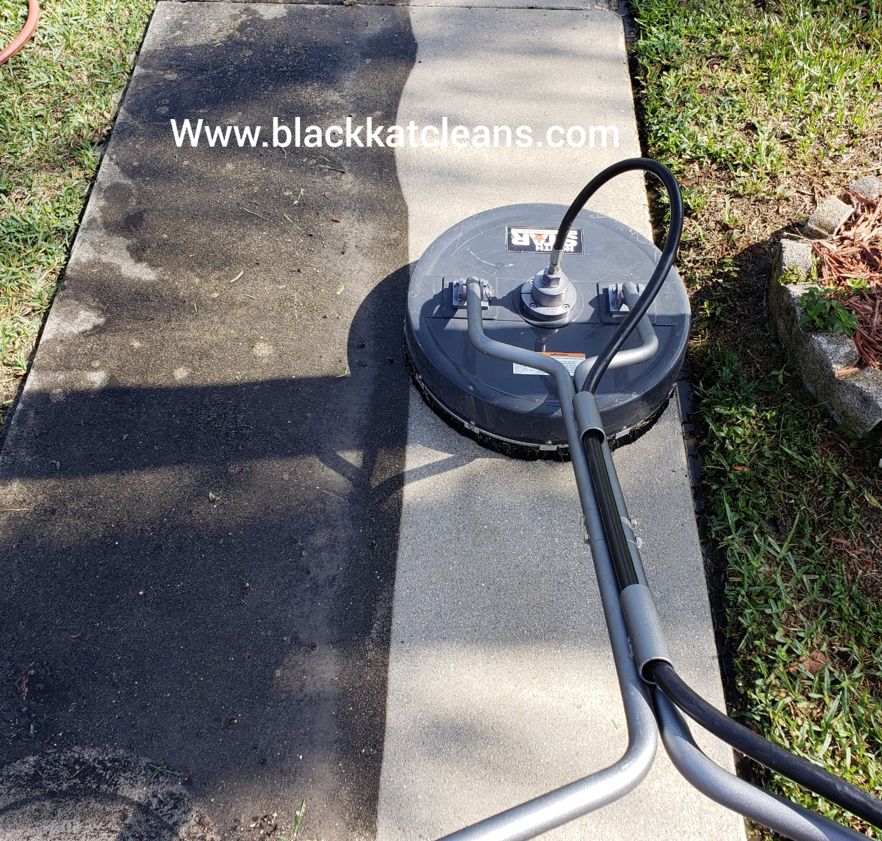 Black Kat Pressure Washing and Lawn INC. image 0