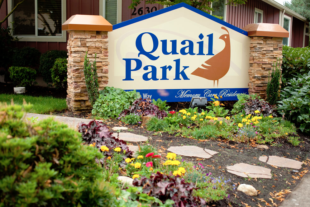 Quail Park Memory Care Residences of Eugene image 0