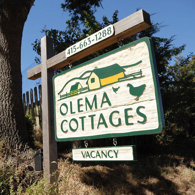 Olema Cottages in Olema CA