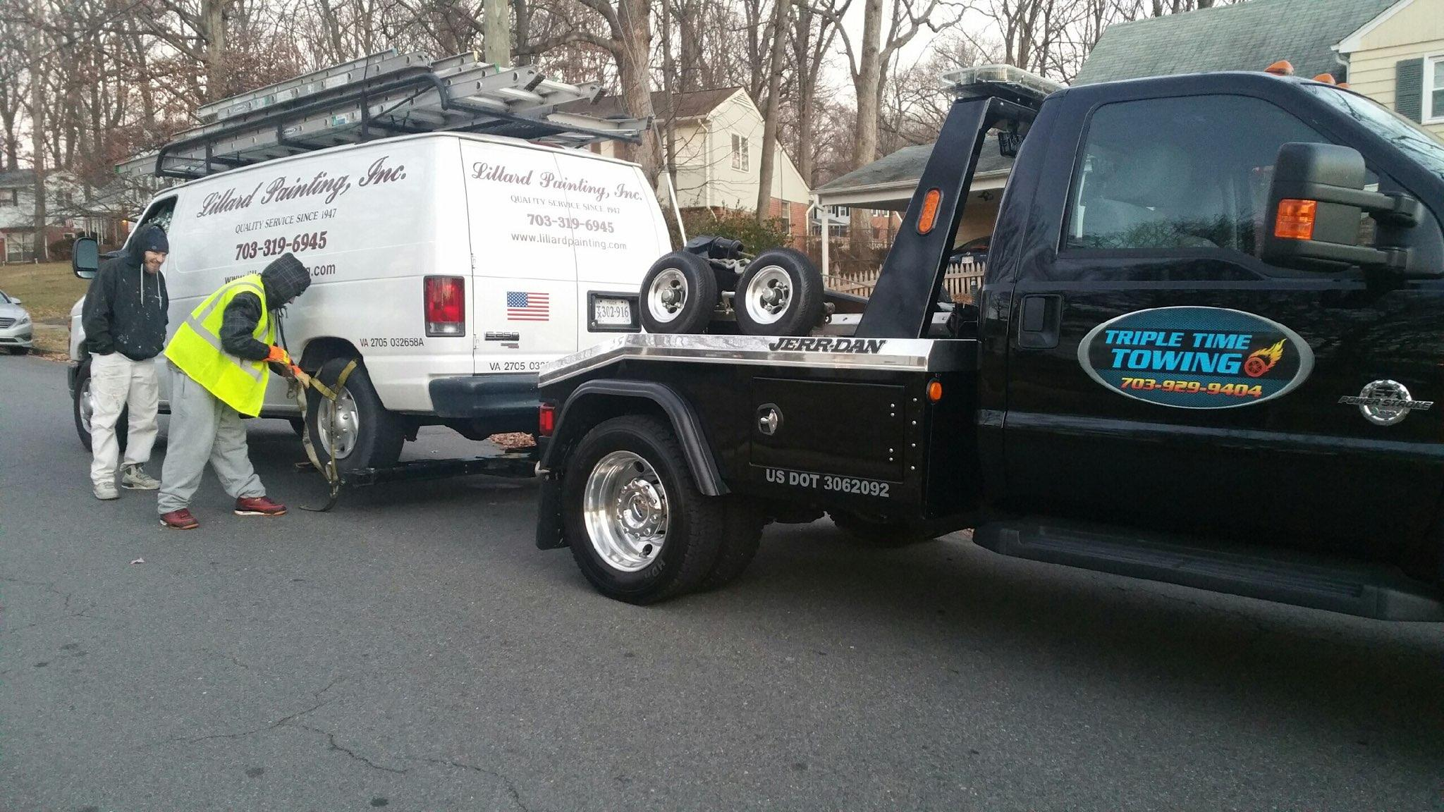 Triple Time Towing image 6