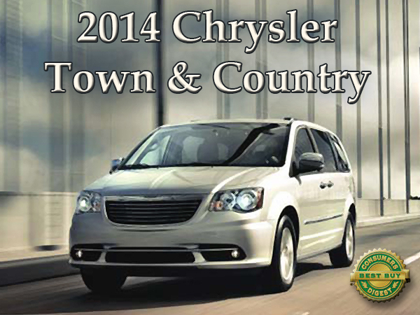 2014 Chrysler Town & Country For Sale Appleton, WI