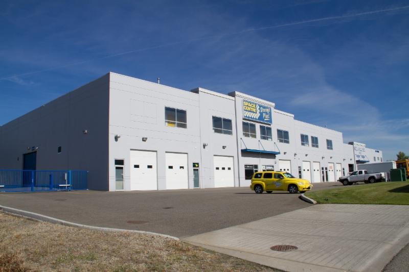 Space Centre Self Storage in Kelowna: Commercial Space