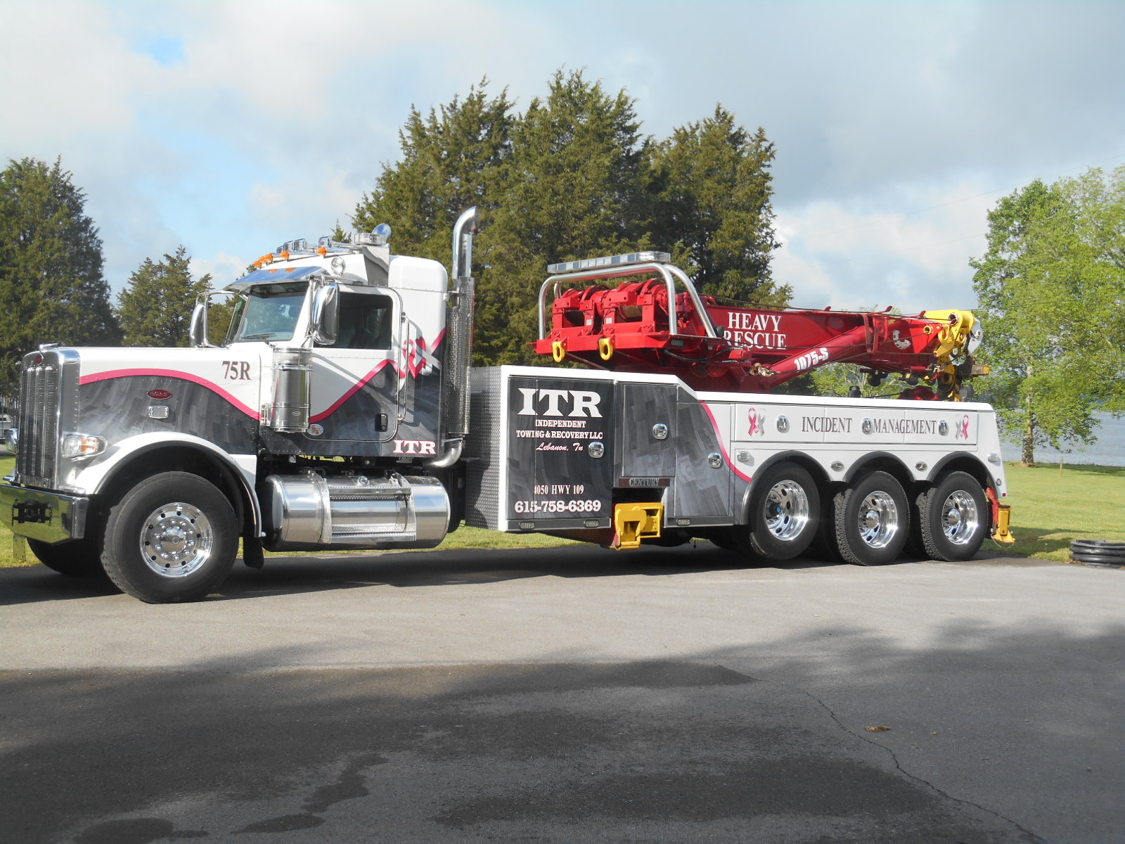 Independent Towing and Recovery LLC 4050 Hwy 109 N Lebanon, TN