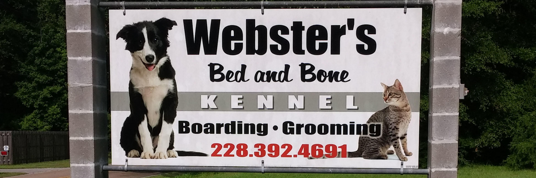 Websters Bed & Bone Kennel image 2