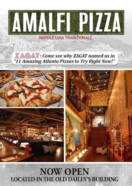 Amalfi Pizza image 0