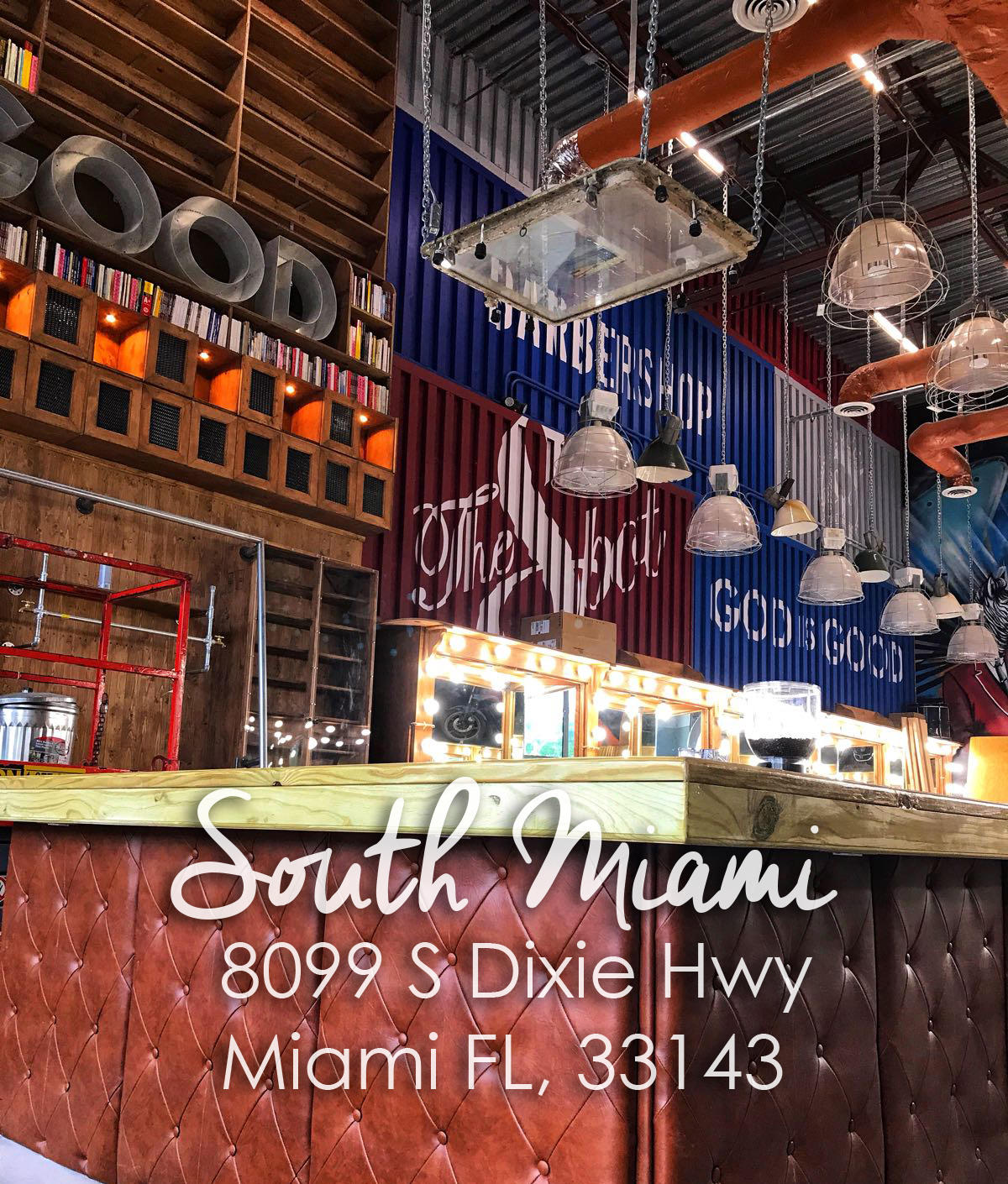 The Spot Barbershop - South Miami