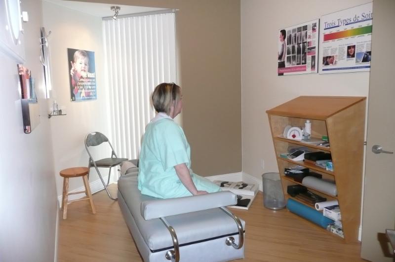 Clinique Chiropratique Sillery - Ste-Foy à Québec