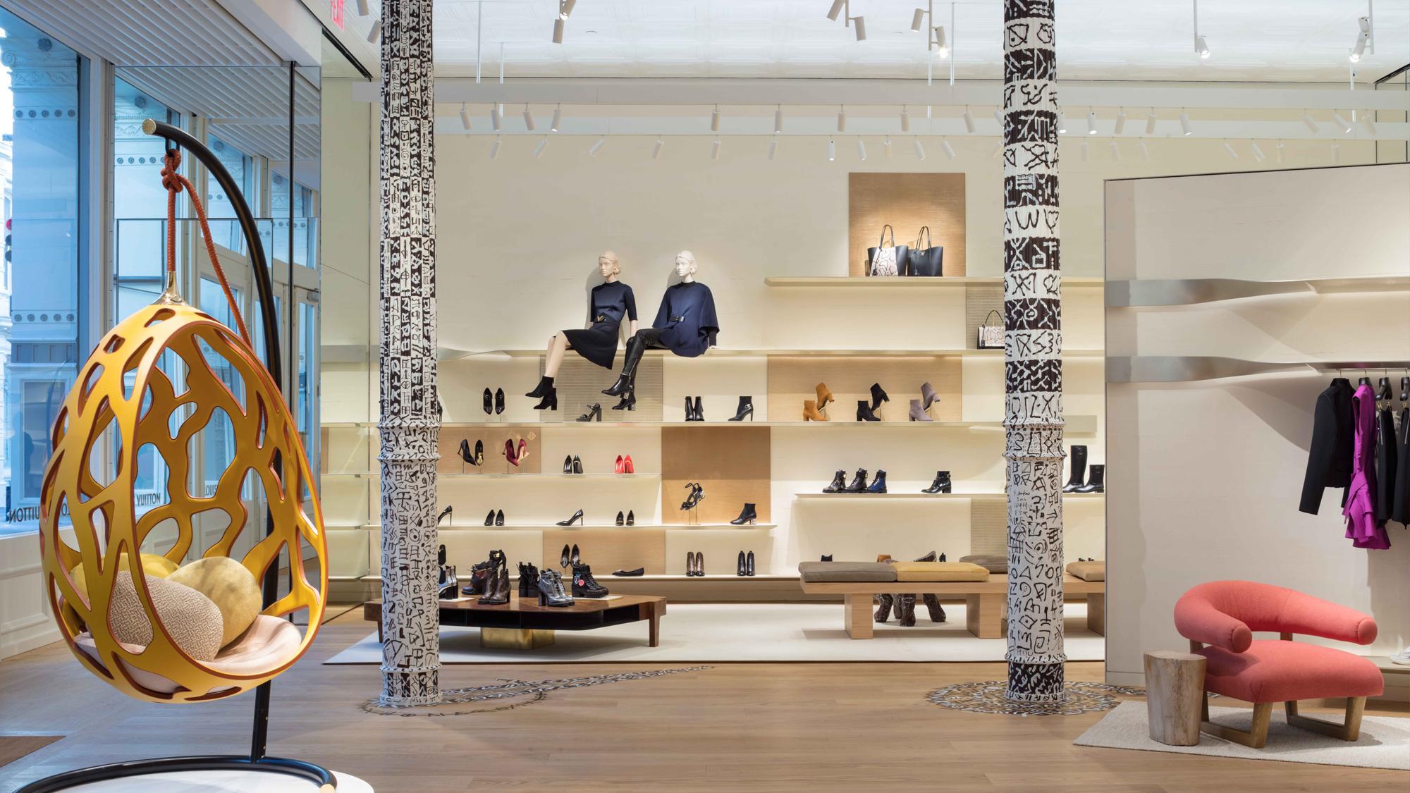 Louis Vuitton New York SoHo image 1