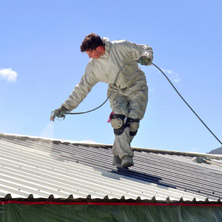 Holiday Roofing & Foam image 0